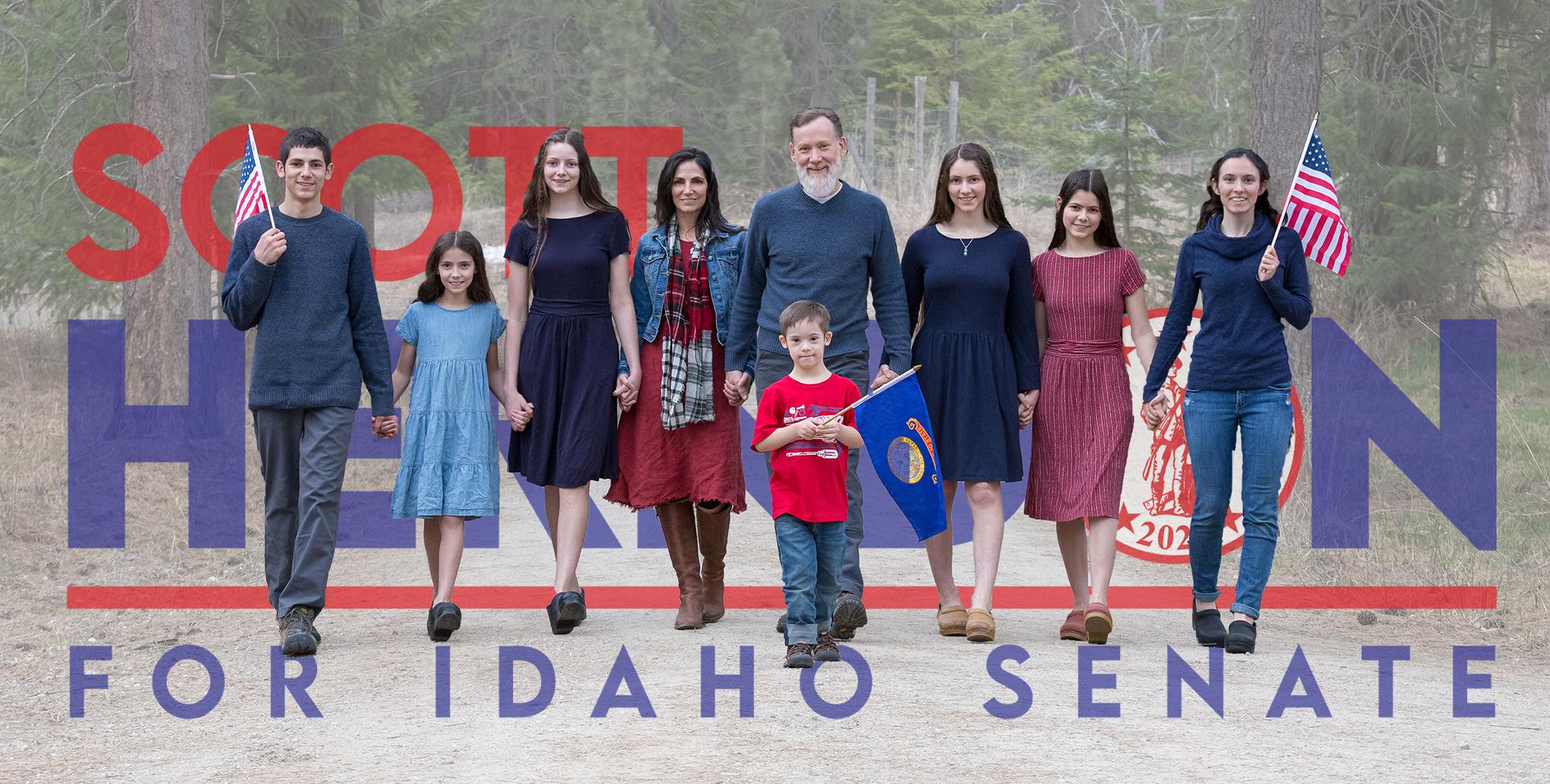 Scott Herndon for Idaho Senate